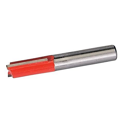 Silverline 258191 Fraise droite de 8 mm métrique 10 x 20 mm