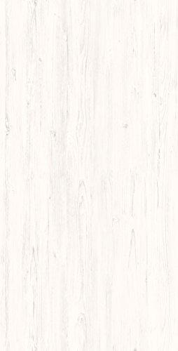 trendteam BM00277 Wohnwand Weiss Pinie Struktur Nachbildung, Fronten Eiche San Remo Sand, BxHxT 305 x 209 x 50 cm - 5