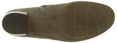 Gabor Shoes 56.661 Damen Kurzschaft Stiefel Grau (ratto (S.N/A.MA/Mix) 32)