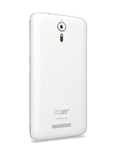 Acer Liquid Zest Plus LTE Dual Micro-SIM Smartphone (14 cm (5,5 Zoll) Display, 16GB Speicher, Android 6.0) weiß - 10