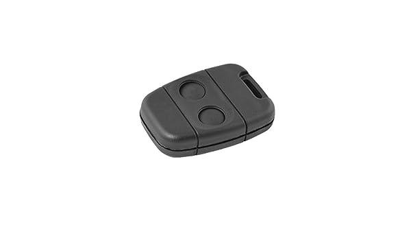 Sourcingmap New 2/pulsanti Shell chiave telecomando Fob clicker trasmettitore di ricambio