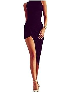 Homebaby® Vestiti Donna Eleganti - Estivi Vestiti Casual Donna - Vintage Maxi Abito Abiti Donna Vestiti Estate...