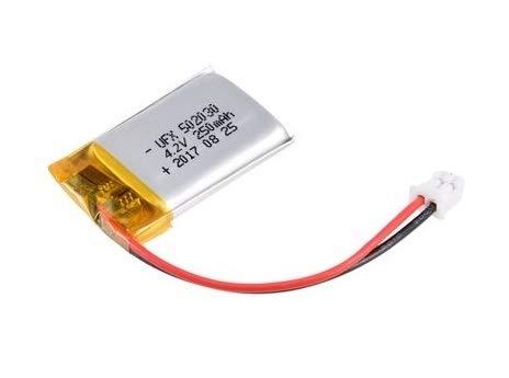 Filanimal Batería de polímero de Litio 502030 240 mAh (4.2V) para Collar de adiestramiento para Perros Petrainer y iPets Battery Remote Dog Training