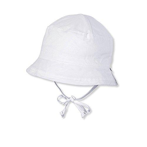 Sterntaler Fischerhut, Bonnet Bébé Fille, Taille Unique Weiß