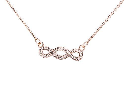 hoocool-damen-halskette-925-sterling-silber-eingelegte-kunstliche-edelstein-diamant-zart-einfachheit