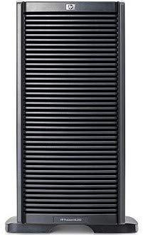 Hewlett Packard Enterprise ML350T06 E5504 LFF Entry Rm **Refurbished**, 487932-001-RFB (**Refurbished**) -