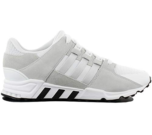 adidas Unisex-Erwachsene EQT Support RF Sneaker weiß/grau, 46 2/3 EU