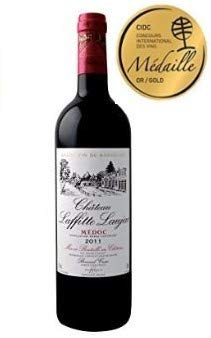 CHATEAU LAFFITTE LAUJAC - 2011- Grand Vin Rouge de Bordeaux...