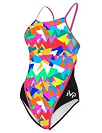 ceffabb319 MP Michael Phelps Kids Belvaros Racerback Swimsuit - Size 26