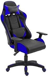 Mahmayi B88 High Back Ergonomic Swivel, Tilt Tension Adjustment, Adjustable Armrest & Lumbar Pillow Gaming