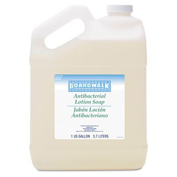 Dermabrand 430EA Antibacterial Liquid Soap- Unscented Liquid- 1gal Bottle