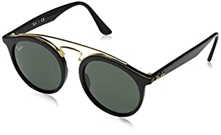 Ray-Ban Model: 4256 Montures de lunettes, Noir (Black/Dark Green), 49 Mixte Adulte (B01BFB1ESO) | Amazon Products