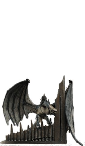 Lord of the Rings Señor de los Anillos Figurine Collection Nº 118 Fell Beast 1