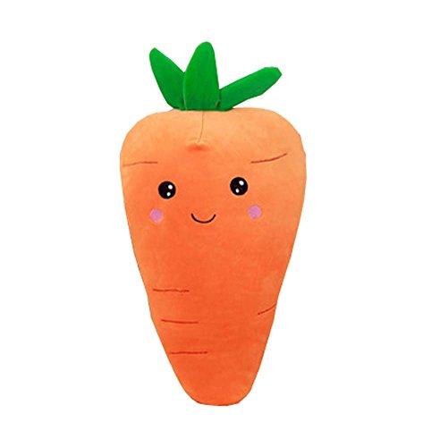 Gemüse Hand Warm Plüsch Spielzeug Kissen Gefüllte Stofftier Weichem Plüsch Kissen, Karotte