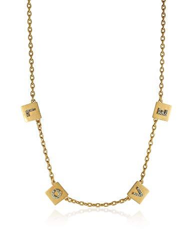 Tory Burch Damen 44932961 Gold Metall Hallskette