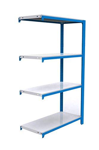 Simonrack - Set Officlick 4/300 Metall A.M. Blau/Weiß