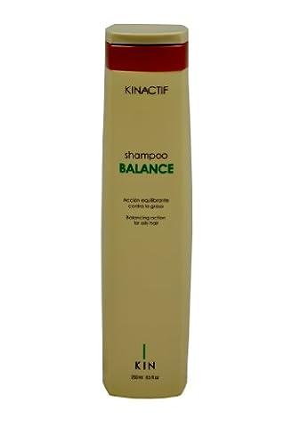 Kin Kinactif Balance Shampooing pour Cheveux Gras 250 ml