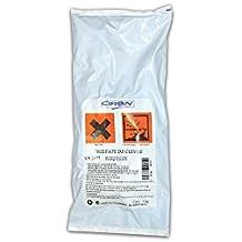 Le sulfate de cuivre for Sulfate de cuivre pour piscine