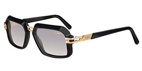 Cazal CZ 6004 001/SG Herren Sonnenbrille, Schwarz