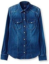 Amazon.it  Liu Jo Jeans - 40   Bluse e camicie   T-shirt d5e1ffdfe8e