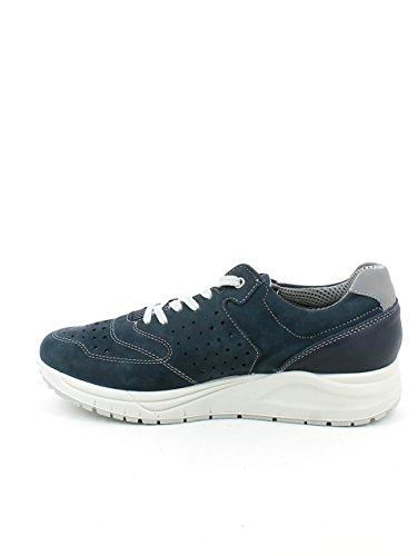 Igi&Co 1122600 Sneaker Homme Bleu