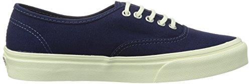 Vans U AUTHENTIC SLIM, Sneaker Unisex - adulto Blu (Blau ((Pop) Patriot B / DXU))