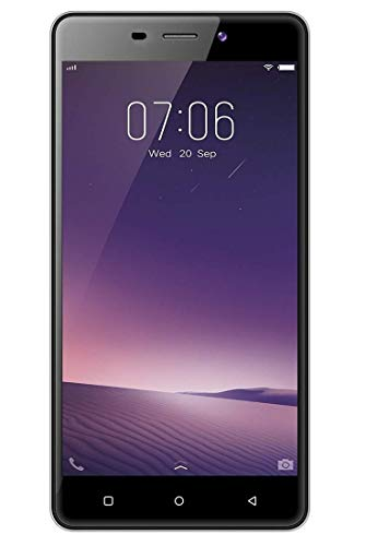 Xifo Reach Allure Ultra Curve 4G Smartphone With 5-inch 16 GB ROM (Reliance Jio 4G Sim Support) In Black Colour