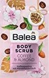 Balea Body Scrub Coffee & Almond, 1 x 40 g