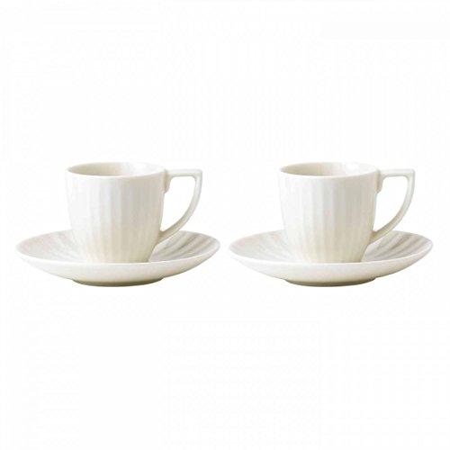 Wedgwood Jasper Conran Tisbury Espresso Tazza e piattino