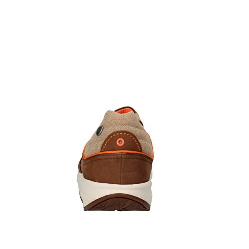 MBT , Baskets pour homme Marron / Beige