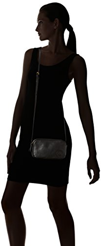 Timberland Women s TB0M5686 Cross-Body Bag Black Black  Black 001
