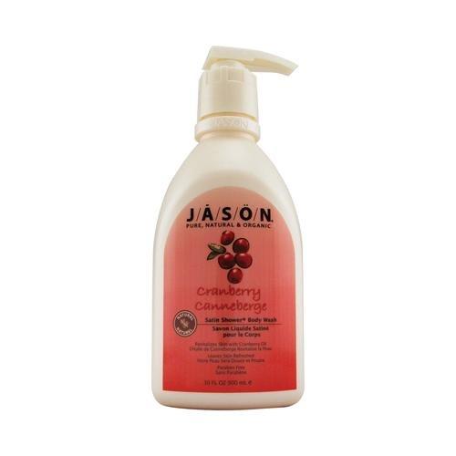 Jason 887ml Antioxidante Arándano Natural Pura Gel De Baño by Jason