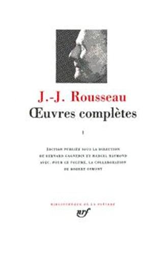 Rousseau : Oeuvres complètes, tome 2