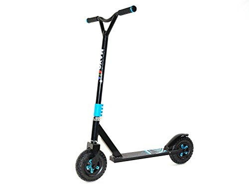 Maxofit Trotinette Freestyle Dirt 63978 Tr S Robuste Avec Roues Gonflables 200 Mm