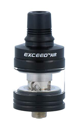 Preisvergleich Produktbild Exceed Air Verdampfer Set mit 2ml Tankvolumen - von InnoCigs - Farbe: schwarz