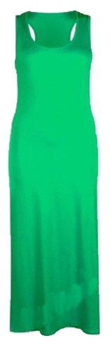 Unknown - Robe -  Femme Vert - Vert