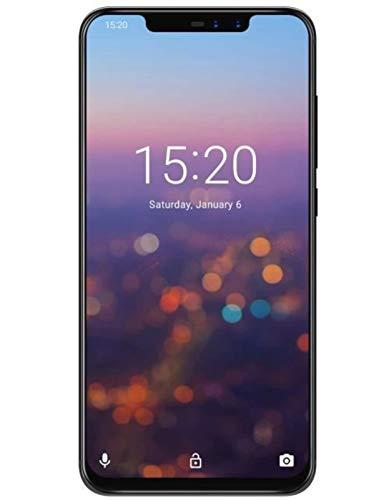 UMIDIGI Z2-6,2-Zoll-Einkerbung Vollbild (19: 9-Verhältnis) Ultra Slim Android 8.1 Smartphone, Octa Core 2.0GHz 6GB + 64GB, Vier Kameras, 18W Schnellladung, globales Netzwerk & Dual 4G LTE - Twilight (Twilight Bug)