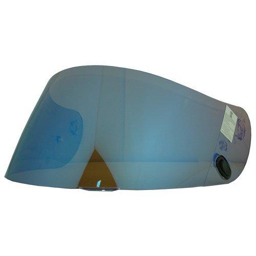 HJC hj-09 Shield blau Visier Rst Mirror Shield For ac-12, cl-15, cl-16, cl-17, cl-sp, cs-r1, cs-r2, fs-10, fs-15, is-16, fg-15