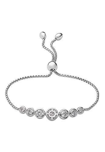 JETTE Silver Damen-Armband 925er Silber 7 Zirkonia One Size 87544826