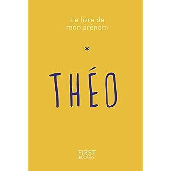 Le Livre de mon prénom - Théo 33