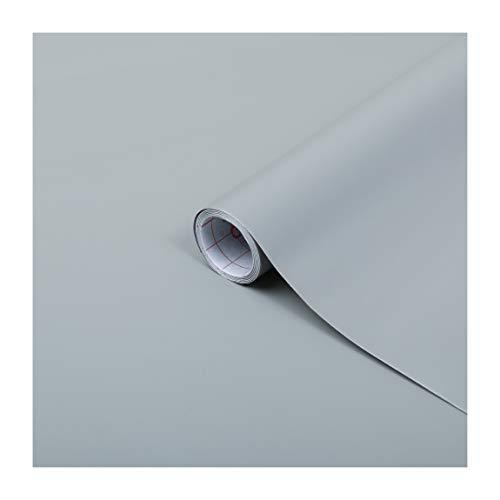 d-c-fix Selbstklebefolie Uni seidenmatt grau 90 cm x 2,1 m