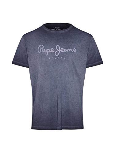 Pepe Jeans Herren Shirt West Sir dunkelgrau L -