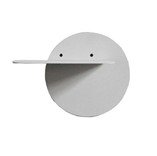 Rack de marchandises vivantes Combinaison créative de décoration murale/moderne minimaliste Wall Hangingfor salon/chambre / cuisine/salle de bains étagères fleur stand-Multi-couleur en option -C