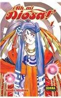 Ah, Mi Diosa 1/Oh My Goddess 1 (Oh My Goddess/Ah Mi Diosa (Spanish)) por Kosuke Fujishima