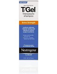 Neutrogena Shampooing thérapeutique - Formule extra forte - Combat les problèmes graves du cuir chevelu - 175 ml