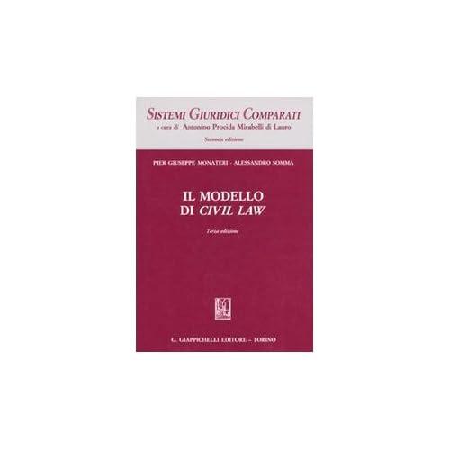 Il Modello Di Civil Law