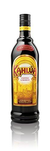 Kahlúa Coffee-Likör – Aromatischer Kaffee Likör mit Noten von Karamell & Vanille – Ideal pur, in Kaffeeheißgetränken oder Cocktails wie White Russian – 1 x 0,7 L