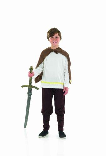 Wikinger Junge - Kinder Kostüm