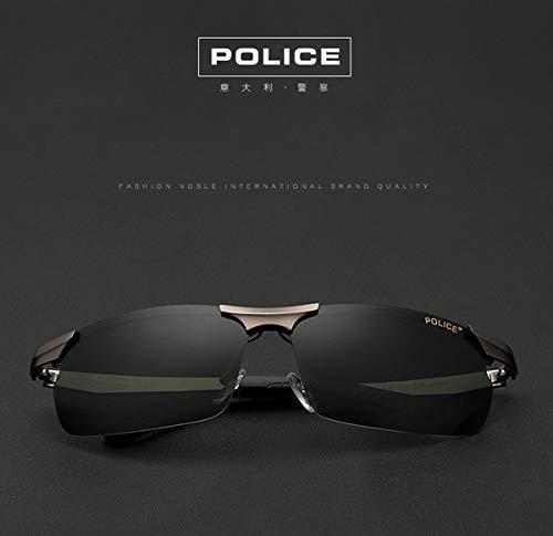 Police Sonnenbrille Retro