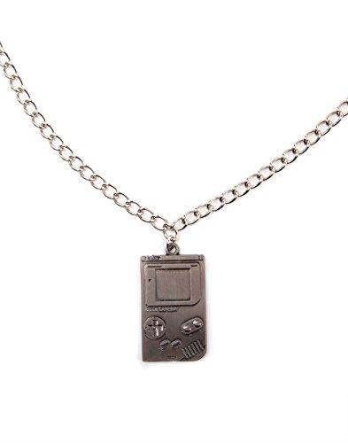 Nintendo - Gameboy Metal (Schmuck De Kostüm Mario)